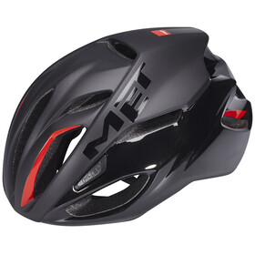 MET Rivale Bike Helmet black